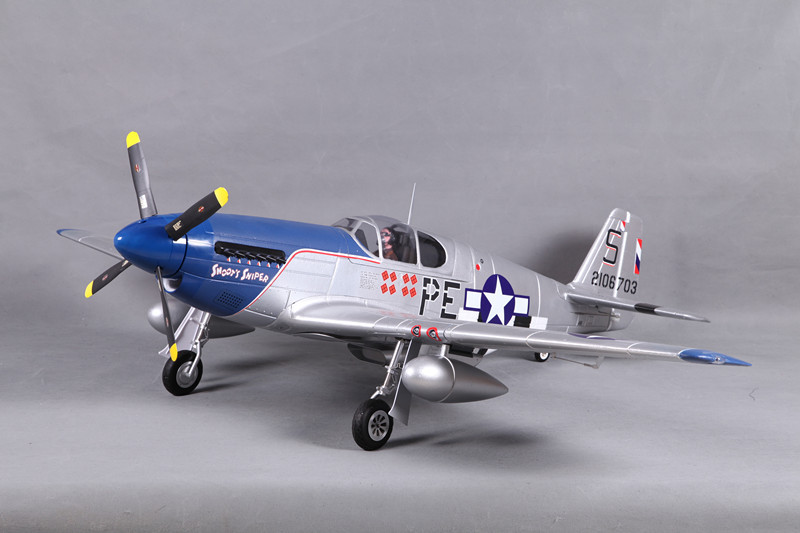 FMS 1400MM / 1.4M P51 / P-51 B Mustang Snoot's Sniper SS Newest version PNP RC Airplane Big Scale Gaint Warbird Model Plane(China (Mainland))