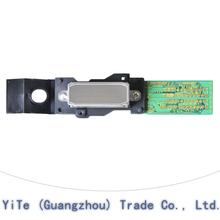 Dx4 solvent based printhead