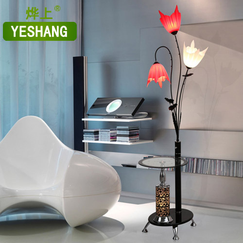 Ye modern Chinese tea table simple and stylish coffee table lamp floor lamp lighting fixture sub-control switch 8190(China (Mainland))