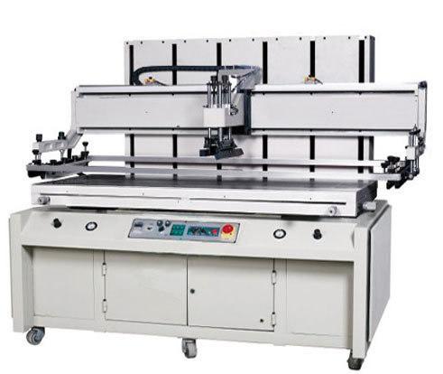 De gran tamaño de cama plana máquina de impresión de pantalla(China (Mainland))