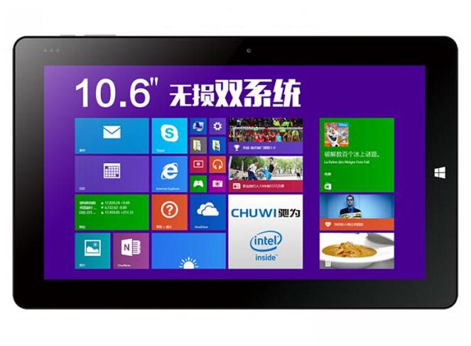 Original Chuwi Vi10 Dual OS RAM 2GB ROM 64GB HDMI Intel Z3736F Quad Core Windows8 1