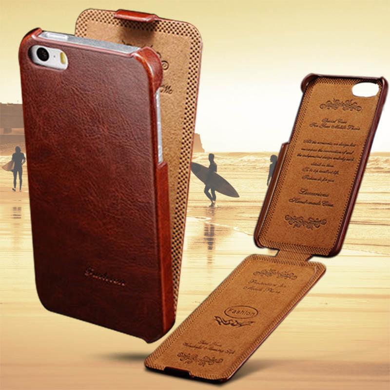 Luxury Brand Flip PU Leather Case For iPhone 5 / 5S / SE Apple Cover iPhone5 S 5Case i Phone Coque Fundas Black Fashion Bag(China (Mainland))