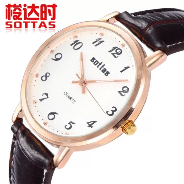 Freeshipping 2014 new men business dress watches fashion casual quartz watch wristwatches hot luxury gift Top brand Sottas 5037<br><br>Aliexpress