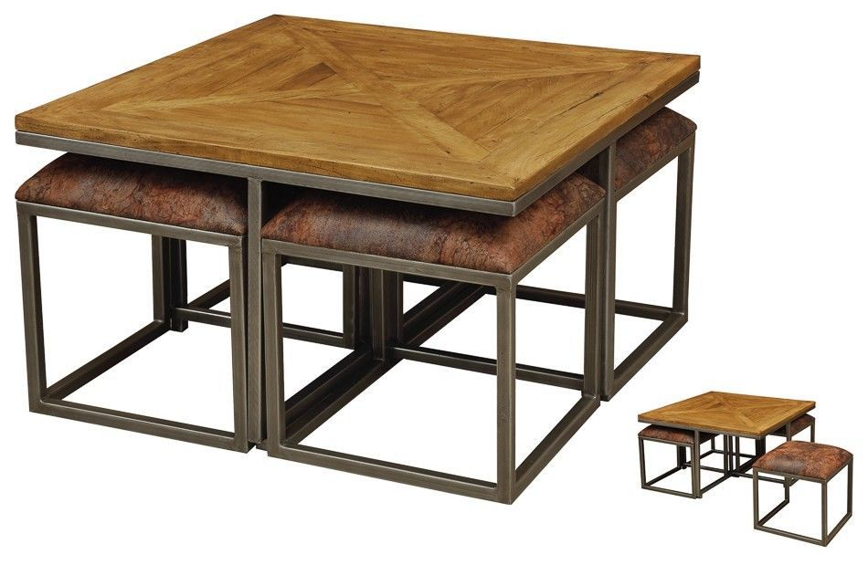 American Solid Wood Dining Table Rectangular Desk Bar Table Dining Chairs Dinette Combination In
