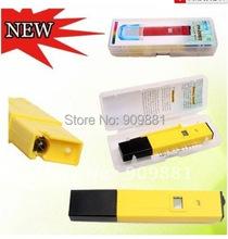 Buy High Precision Digital pH Meter Tester 0-14 Pocket PH Tester Pen Aquarium Accuracy 0.1 pH, 20C 0.2 pH 100% Brand New for $10.74 in AliExpress store