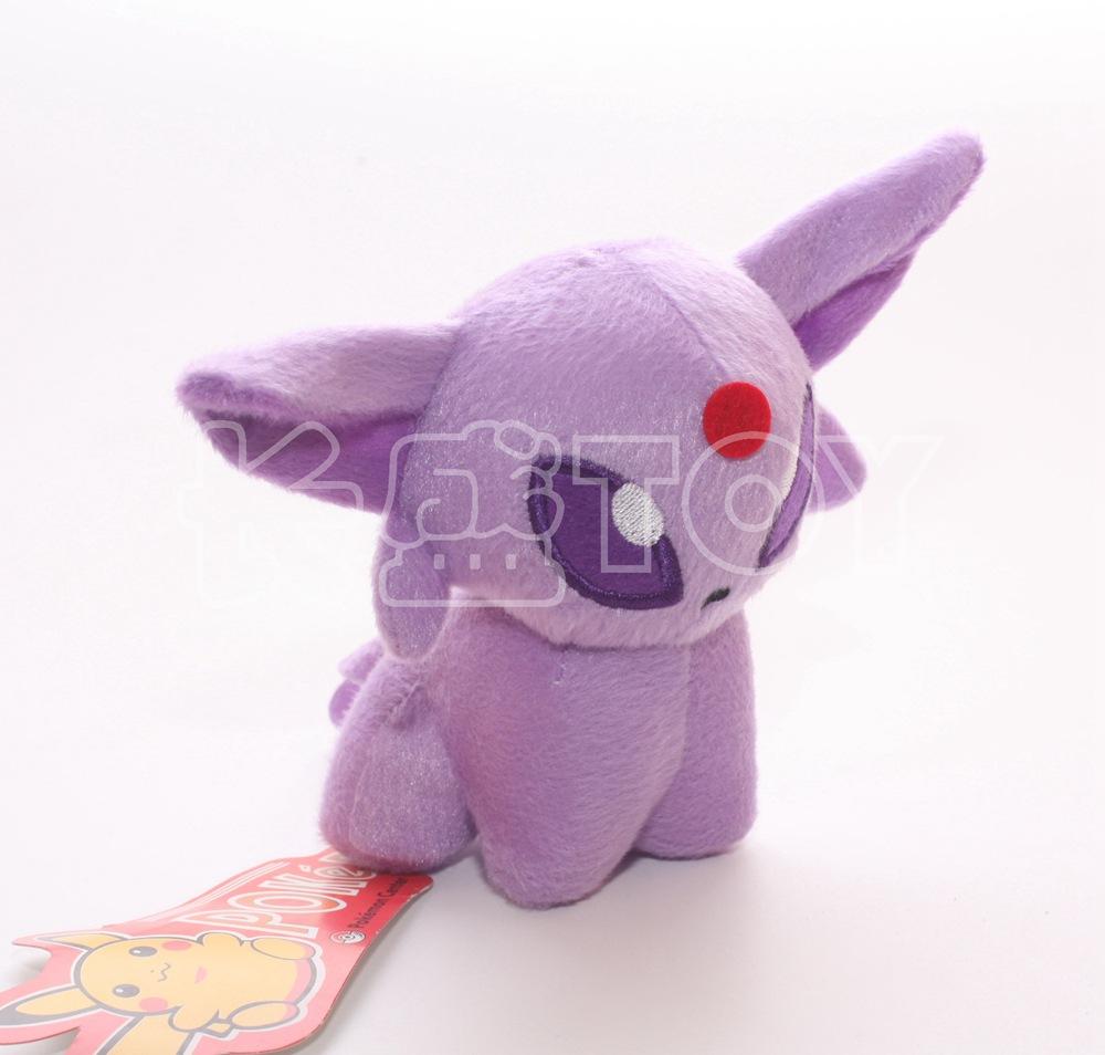 5 Pokemon Plush Toys 8 styles Umbreon Eevee Espeon Jolteon Vaporeon Flareon Glaceon Leafeon pikachu Soft Stuffed Plush Animals<br><br>Aliexpress