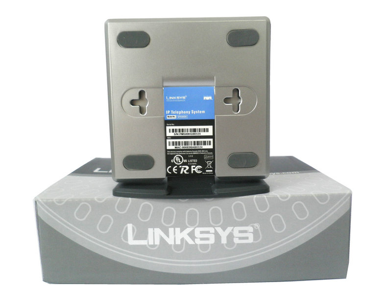 High quality Unlocked Linksys SPA9000 Ippbx Ip VOIP Phone adapter System ATA fxo FXS port adapter with retail box free shipping(China (Mainland))