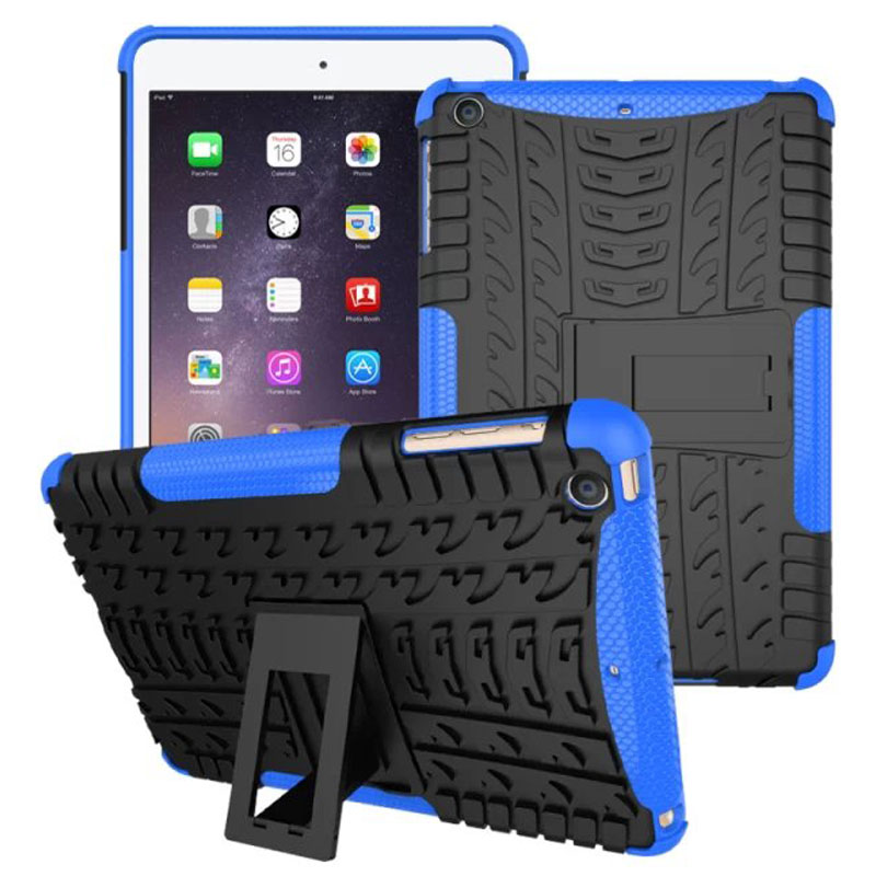 For Apple iPad Mini 1 2 3 Pad Cover TPU PC Wallet Stand Pouch Bag Protective Armor Shell For Apple iPad Mini 1 2 3 Tablet Case(China (Mainland))