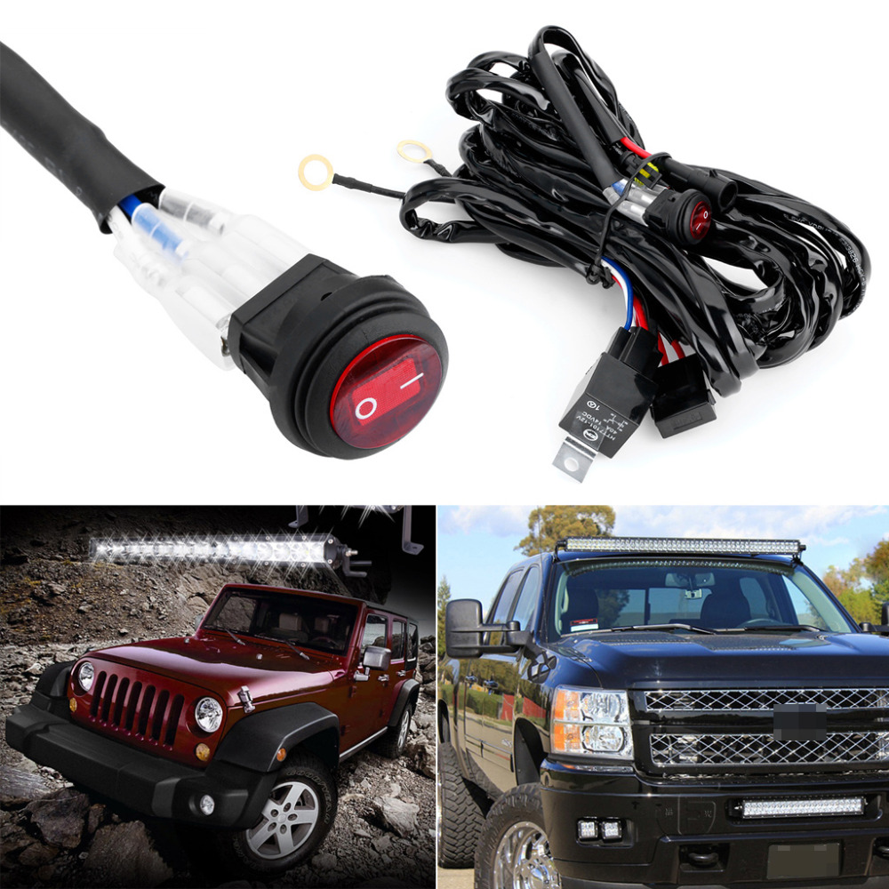 Snap Atv Wiring Harness Promotion Shop For Promotional Car Audio Promotionshop Waterproof Relay Box