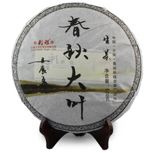 Freeshipping 2012yr  500g  of the old trees, big leaf Pu'er tea raw tea