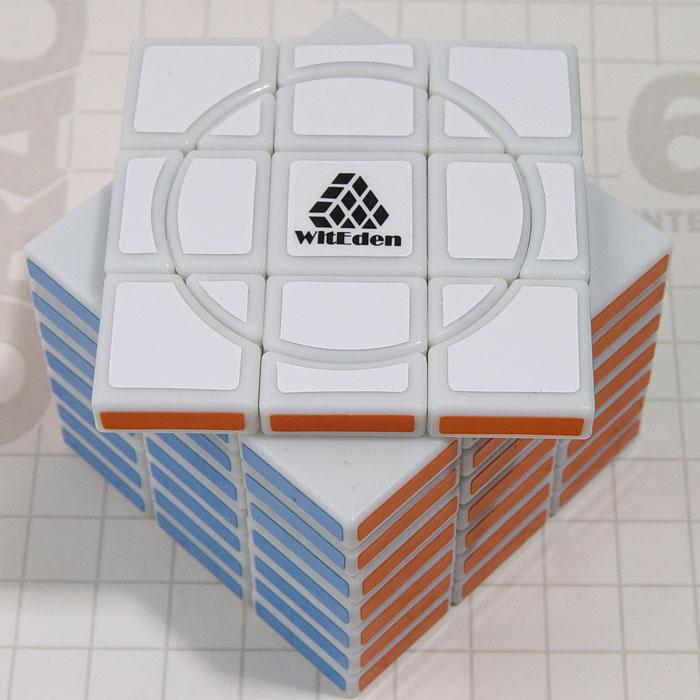 [Speed Demon Cube Store]WitEden Super 3X3X8 I Cube toys magic Cube Puzzle
