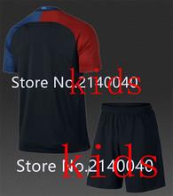 Personalized Uniteds unidos children thailand 2016 children football jerseys 2017 USA boys Footbal shirts 16 17 shirts futbol(China (Mainland))