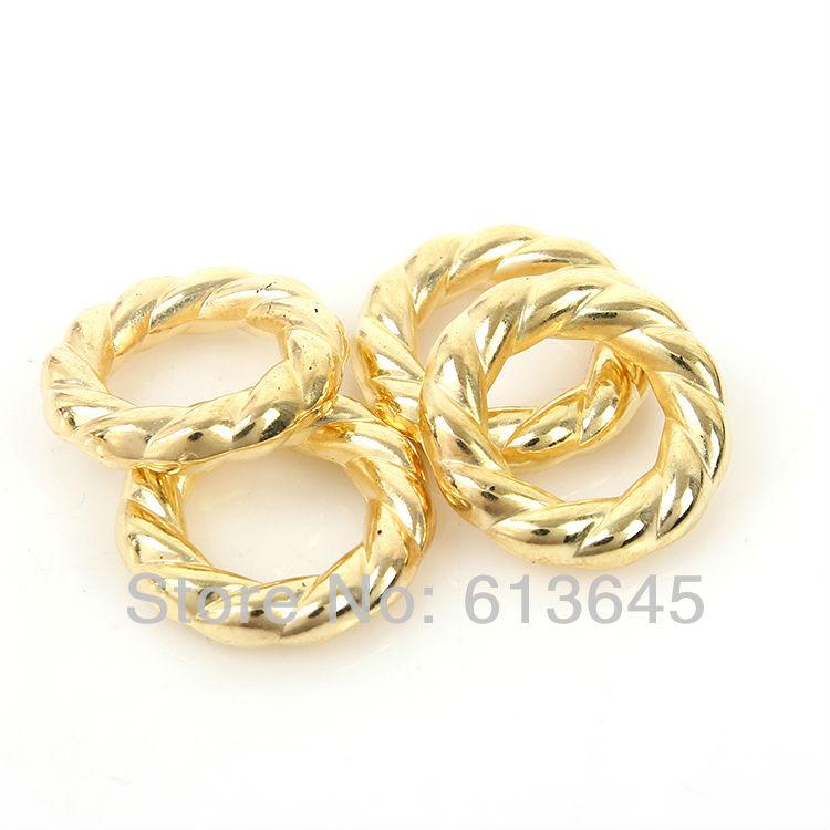 aliexpress buy 100 pieces lot wholesale plastic gold