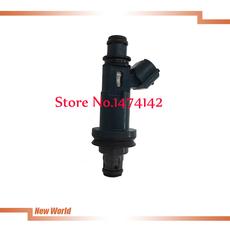 6pcs/lot fast delivery High quality New Fuel Injector Fit for TOYOTA Camry 2.4 MCV30 23209-20020 23250-20020 23250-0A010(China (Mainland))