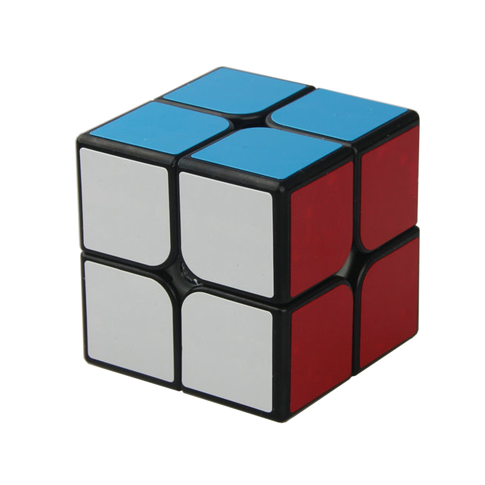 Brand New YJ MoYu 2X2 50mm magic cube2x2x2 Puzzle Cube Speed Cubes Educational Toy Special Toys Twist Cubes Juguetes Educativo(China (Mainland))