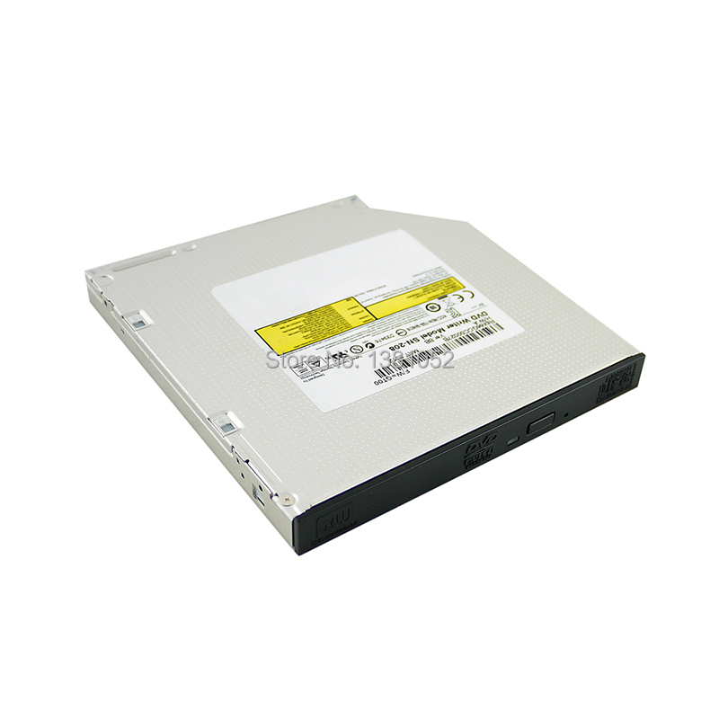 New CD DVD Drive Brenner Quemador Writer Computer Component TS-L633 for Dell Laptop 1425 1427(China (Mainland))