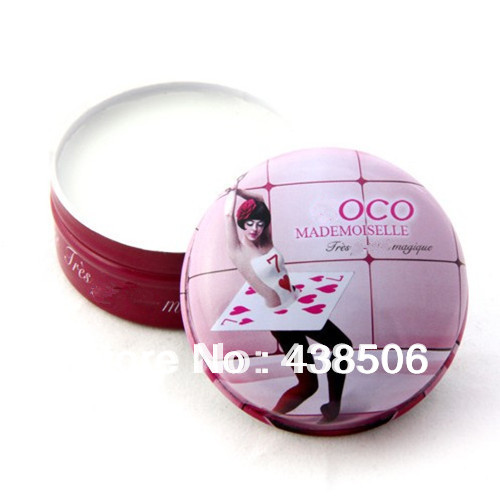 1pcs Free shipping fragrance solid body cream original women and Men incense body deodorant cream cocolady(China (Mainland))