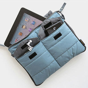 2015 Hot sale  multifunction Tablet PC Bag For IPad New Fashion Inner Bag Organizer Hangbag Insert bag(China (Mainland))