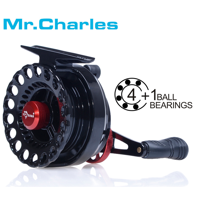 Mr.Charles New NND-L65 Gear ratio 3.6:1 Plastic raft Reels Fishing Left/Right Hand Fly Fishing Reel Raft Ice Fishing Reel(China (Mainland))