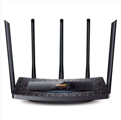 Здесь можно купить  est TP-LINK TL-WDR6510 1300M 11AC Dual For Band Touch Screen Wireless Router 2.4/5GHz Wireless Wi-Fi Router 5 Antennas  Компьютер & сеть