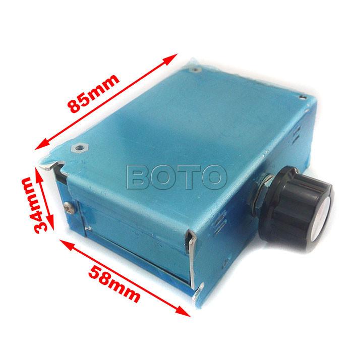 Ac 220v 4000w Scr Voltage Regulator Electric Furnaces