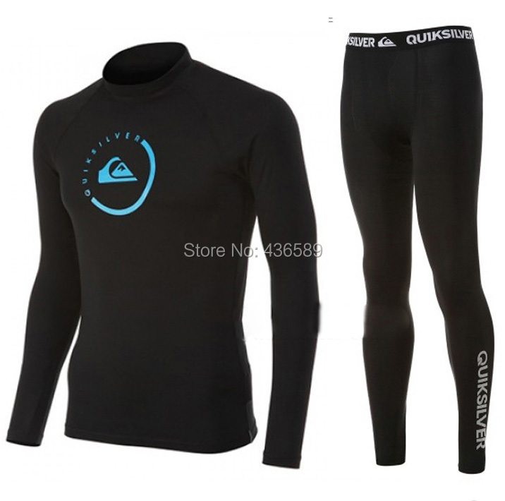 Fashion new Men Wetsuit for Diving Swimming Suit UV 50+upf wetsuit surf jellyfish swimming suit tops or pants(China (Mainland))