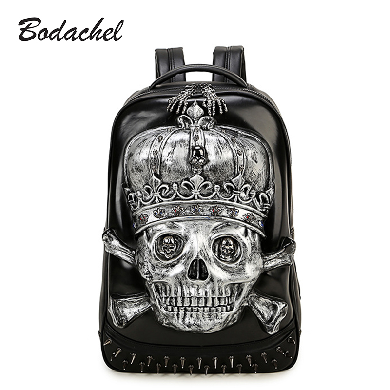 Skull backpack<br><br>Aliexpress