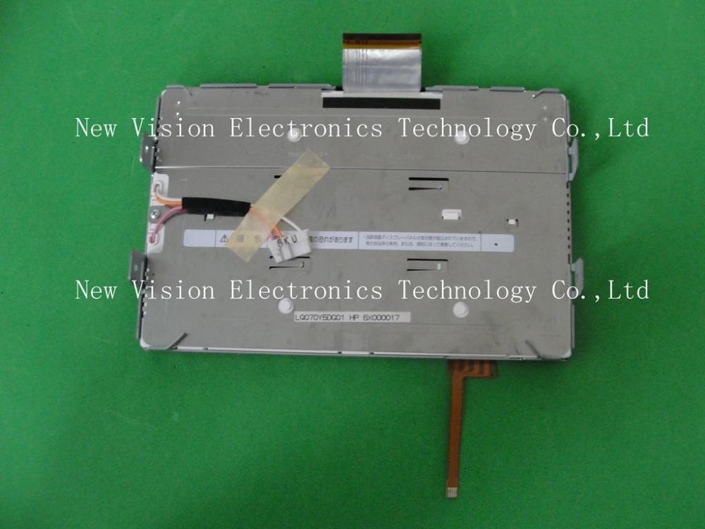 LQ070Y5DG01 Original A+ 7 inch High Brightness (HB) Car GPS LCD Screen Module+Touch Screen Digitizer(China (Mainland))