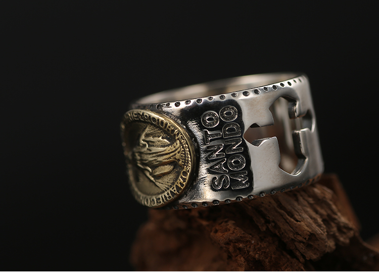 Zabra solid 925 silver ring men gold lord jesus christ vintage dark zabra solid 925 silver ring men gold lord jesus christ vintage dark color letter hollow cross rings punk jewelry anel masculino us329 fandeluxe Choice Image