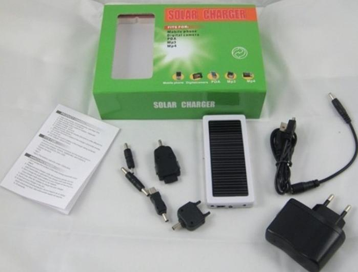 New Solar Power Panel Charger Power Supplier For Mobile Phone Camera MP3/4 free shipping(China (Mainland))