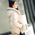 Winter Coat Women 2016 New Fashion Parka Women Jackets Thick Lady White Duck Down Garment Hooded