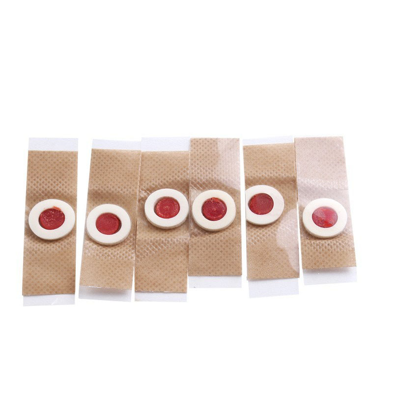 Detox Foot Pads Patches Feet Care Medical Plaster Foot Corn Removal Remover Plaster Relieving Pain Foot Massager(China (Mainland))