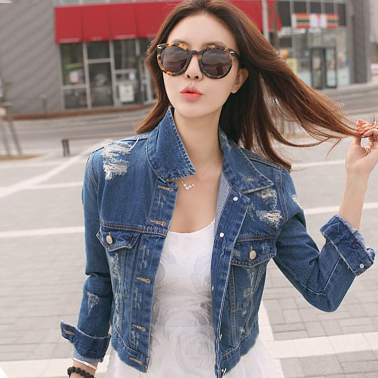 Cheap Womens Denim Jacket