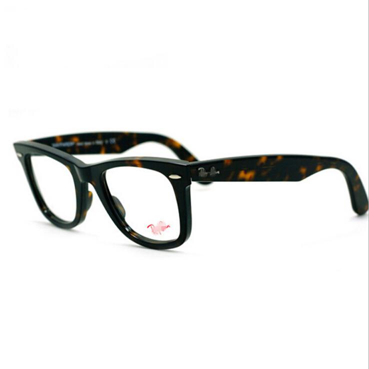 Vintage Large Frame Glasses : Fashion vintage eyeglasses frame glasses frame Rb5121 ...
