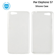 Buy HYYT For Elephone S7 Silicone Case Soft Transparent Protective Back Cover Shell For Elephone S7 Phone Case 5.5 Inch for $1.49 in AliExpress store