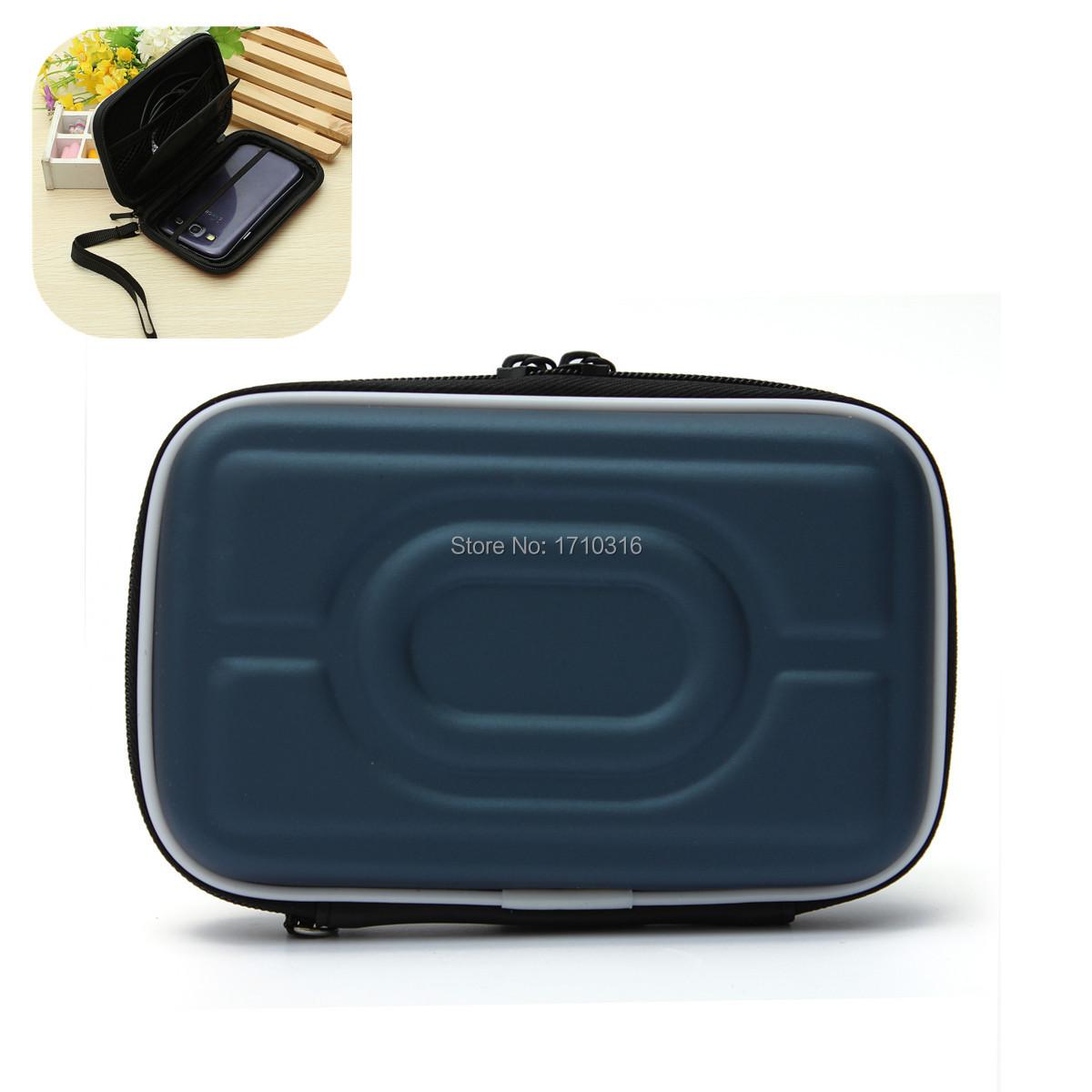 Hot Shockproof Waterproof Shockproof HDD Case Bag Cover Protector Black For 2 5 Inch Hard Disk