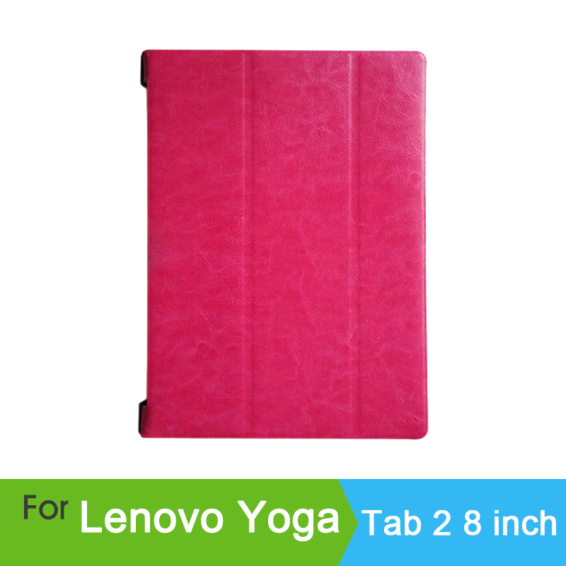 Excellent Quality Luxury Leather Case Cover Lenovo Yoga Tablet 2 8 inch Protective Cases - HK GX-Tech Co.,Ltd store