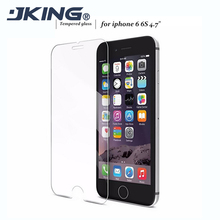 2.5D 0.3mm Premium Tempered Glass Screen Protector for iPhone 6 6s Toughened protective film For iPhone 6 4.7inch free shipping