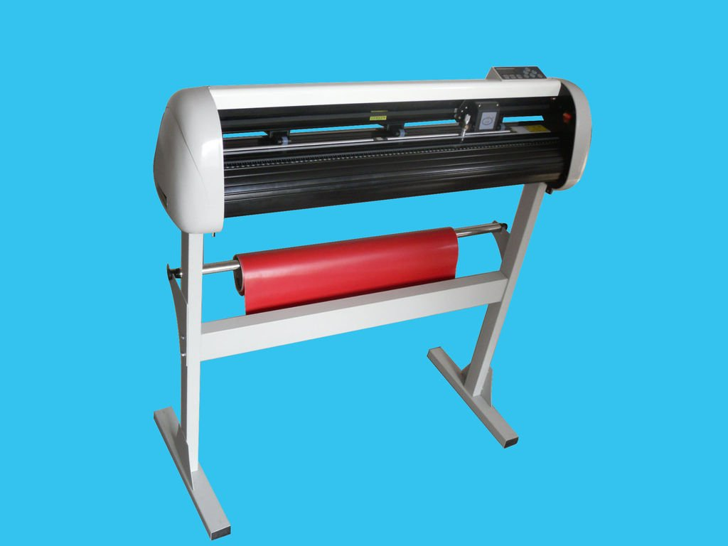 Good quanlity best price hot sale on alibaba vinyl/sticker cutting plotter ploter blade cutting plotter by DHL FEDEX(China (Mainland))