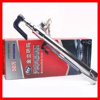 free shipping Car lock steering wheel lock car anti-theft lock retractable car steering lock  good quality factory cheap price