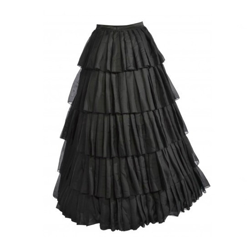 Buy Long Black Skirt | Jill Dress