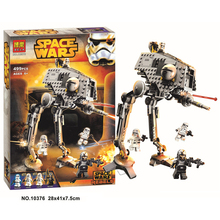 2015 New 499Pcs Star Wars Prototype Tie Fighter Building Blocks The Force Awakens Bricks Minifigures Toys Kits Compatible Legao