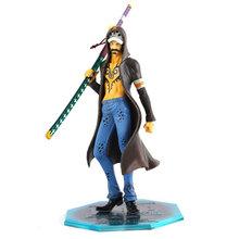 Megahouse P.O.P Sailing Again Excellent Model Figurine Japanese Anime One Piece Law Death Surgeon POP Action Figure Onepiece