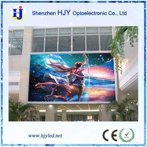 super large screen P16 outdoor rgb led sign display(China (Mainland))