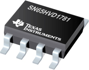 IC electronic components chip new original United States imports of SN65HVD1781D(China (Mainland))