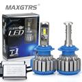 2x H1 H3 H7 H8 H11 9005 9006 Car Led Headlight Conversion Kit Light EMC Canbus