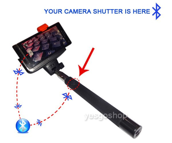 ab shutter 3 selfie stick manual share the knownledge. Black Bedroom Furniture Sets. Home Design Ideas