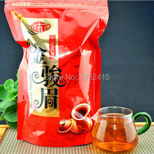 Гаджет  Wholesale China Top Grade Black Tea,250g Paulownia off Jinjunmei Super tender Red Tea +SECRET GIFT + Free Shipping None Еда