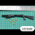 For 1 6 1 6 Scale 12 inch Action Figures Benelli M1 Super90 Shotgun Free Shipping