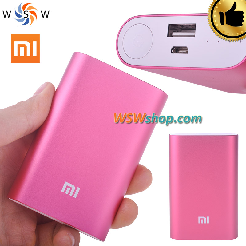XiaoMi Power Bank Mi 10000mah Powerbank Bateria Externa Portable Charger External Battery Cargador For Iphone 6 XiaoMi Samsung